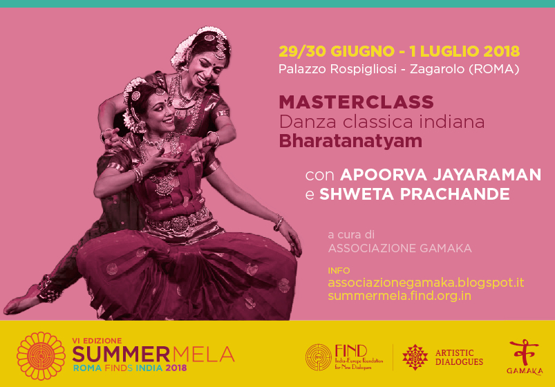 Masterclass Summer Mela 2018 Gamaka website